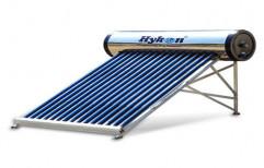 ETC Solar Water Heater by Sonetec Powers