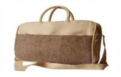 Brown Plain Executive Jute Bag