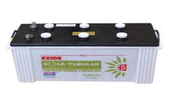 Exide Solar Battery 40AH by Dhruv Solar Systems Private Limited