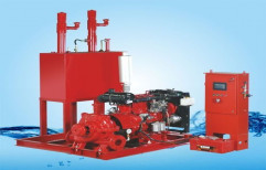 Fire Pump by United Fire Safety Equipments