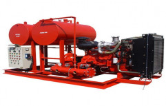 Fire Pump Set by Western India Agencies