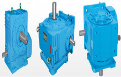 Flange Mounted Reduction Gearbox by Micro Precision Works