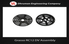 Grasso Discharge Valve Plate Assembly by Dhruman Engineering Company