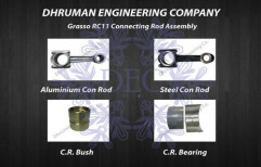 Grasso RC11 Connecting Rod Assembly by Dhruman Engineering Company