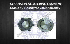 Grasso RC9 Discharge Valve Assembly by Dhruman Engineering Company