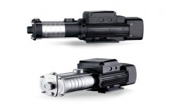 Horizontal Multistage Centrifugal Pumps by A S Engineers