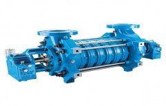 Horizontal Multistage Centrifugal Pumps by Oswal Pumps Ltd.