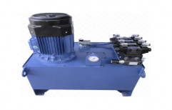 Hydraulic Power Pack System by Hindustan Hydraulics & Pneumatics