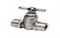 In Line Double Female Needle Valve by X- Team Equipments Private Limited