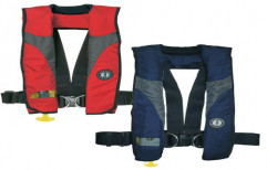Inflatable Life Vest by Vardhman Chemi - Sol Industries