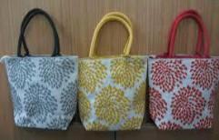 Jute Tote Bags by Mohan Metals & Handicrafts