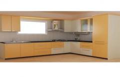 Membrane Modular Kitchen by Rethin Interior Decorator