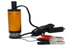 Mini Diesel Fuel Oil Car Submersible Pump      by Hesham Industrial Solutions