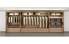 Modular Wardrobe by BR Kitchens
