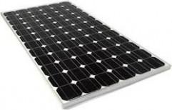 Monocrystalline Solar Panels by Gupta Engineers