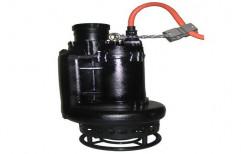 Alluminium Single Phase Mud Submersible Pump