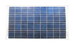 Multi Crystalline Solar Panel by GK Future Technologies