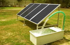 Ongrid Solar Water Pump by Morghade Energy Solutions Private Limited