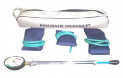 Pneumatic Tourniquet by Trishir Overseas