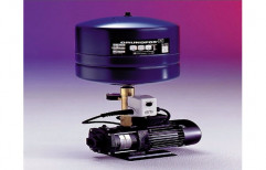 Pressure Booster Pump by Watershed (India)