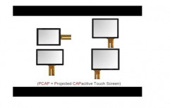 Projected Capacitive Touchscreen by Adaptek Automation Technology