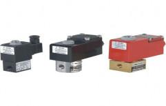 Rotex Solenoid Valves by Hardware & Pneumatics