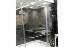 Shower Enclosure by Glass Angels