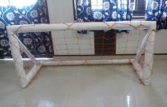 Soccer Goal Post by Sanyukt Sports