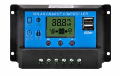 Solar Charge Controller by Tech Sun Bio