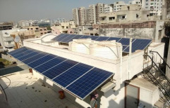 Solar Rooftop System by Tech Sun Bio