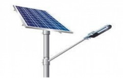 Solar Street Light Poles by Manabendra Metal And Co