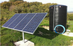 Solar Water Pump by Kuber Solar Power Technologies(Division Of Radha Indl.corrosion Controllers)