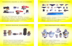Solenoid Valves Air Cylinders by Hydraulics and Pneumatics Store