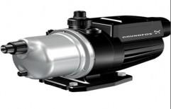 SS Transfer Pump by S. G. Enviro Systems