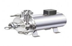 SS Transfer Pump by Technomax
