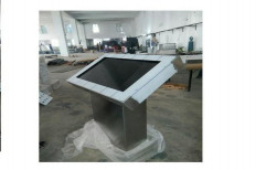 Stainless Steel Kiosk by Adaptek Automation Technology