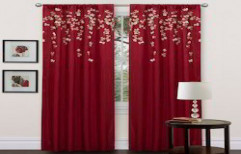 Stylish Window Curtain by Q Rich Interior