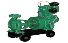 Topland Diesel Pumpsets by UP Machinery Store
