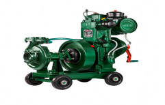 Usha Pump Set by D. P. Gensets
