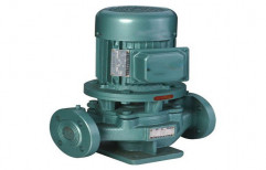 Vertical Multistage Centrifugal (SRN) Pumps by JN Controls