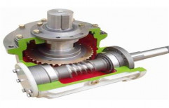 Worm Gear Reducer by Micro Precision Works