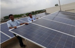 5kw Off Grid Solar Power System by Leelmax Power Solution OPC Private Limited