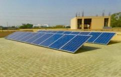 5KW Solar Power Plant by Eco World Solar