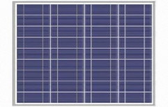75Watt Solar Panel - Polycrystalline by Zytech Solar India Pvt Ltd