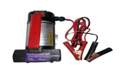 Battery Operated Diesel Transfer Pump by Amspa Engineering P. Limited
