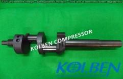 Carrier 06E Crankshaft Assembly by Kolben Compressor Spares (India) Private Limited