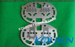 Carrier 06E Valve Plate Assembly by Kolben Compressor Spares (India) Private Limited