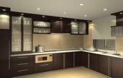 Designer Modular Kitchen by The Home Point Interior