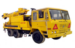 DEW 750 Water Well Drilling Rigs by Dhiraj Engnieering Works