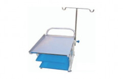 ECG Trolley by Oam Surgical Equipments & Accessories